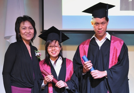 Graduates 2009