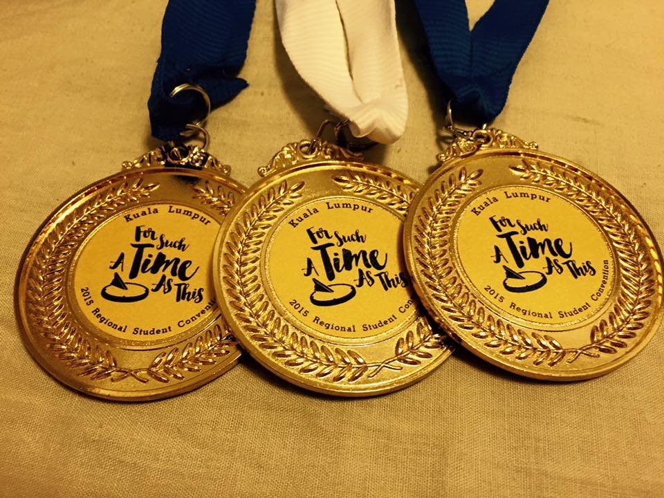 RSC Medals 2